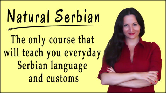 The Natural Serbian Course