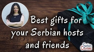 Best gifts for your Serbian friends