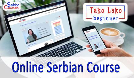 Tako Lako Beginner Serbian Course is Ready!