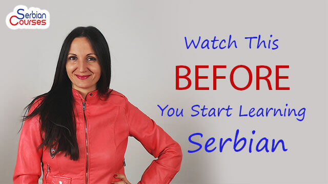 The Best Time To Start Learning Serbian