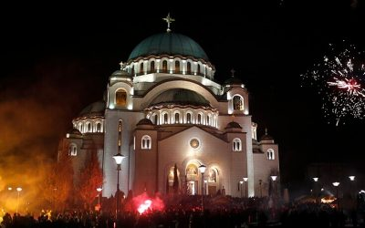 Serbian Christmas Traditions in the 21st Century