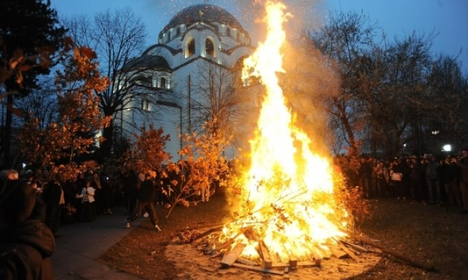 Serbian Christmas Traditions in the 21st Century 6
