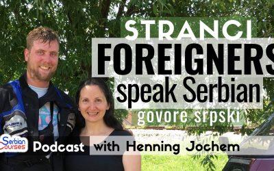 German speaks Serbian: Interview with Henning Jochem