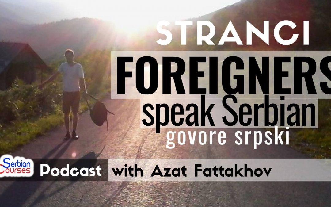 Tatar teaches Serbian: Interview with Azat Fattakhov