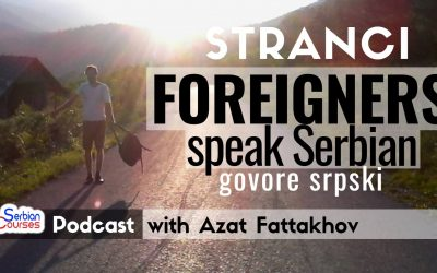 Tatar teaches Serbian: Interview with Azat Fattakhov