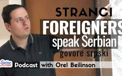 Israeli Historian Speaks Serbian